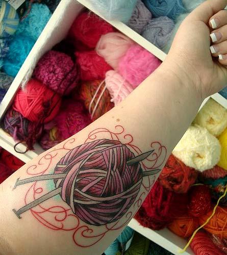 knitting-tattoo
