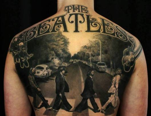 the-beatles-tattoo