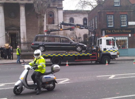 tow-hearse