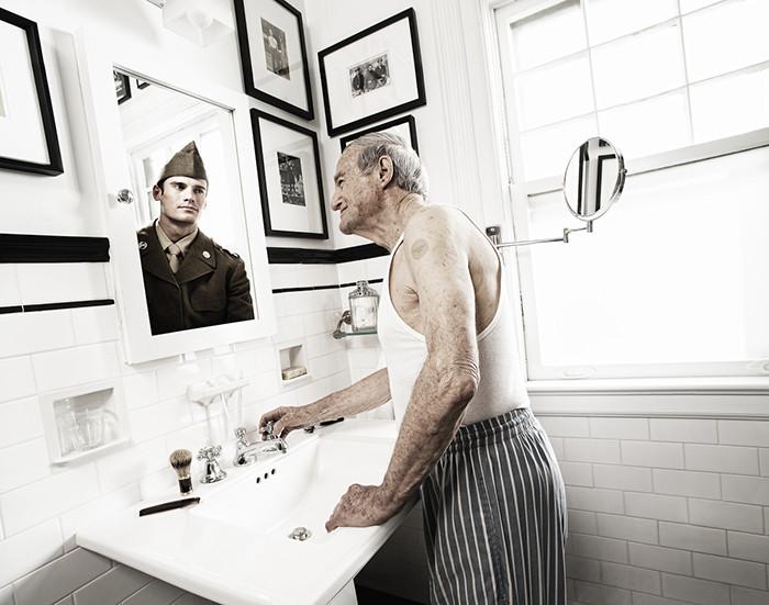 Miroir curiosit s de titam for Effet miroir word