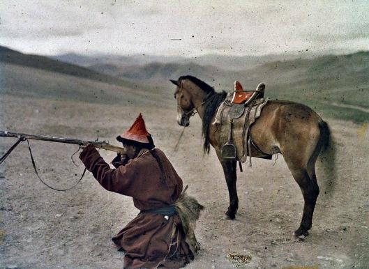A-hunter-in-vicinity-of-Urga