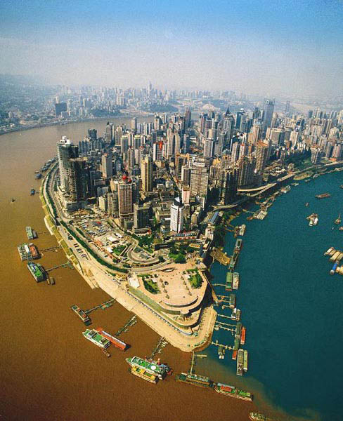 jialing-and-yangtze-river-confluence-chongqing-china