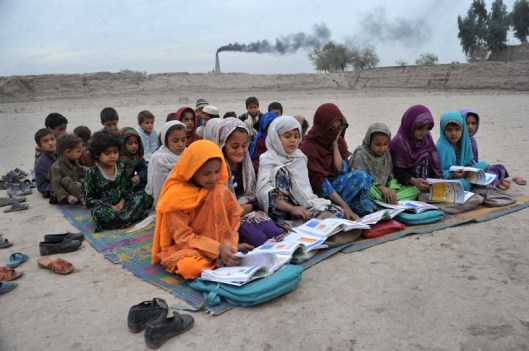 AFGHANISTAN-EDUCATION-OPEN