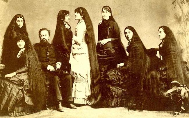 Démêler les cheveux des sept sœurs Sutherland (1/6)