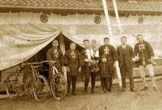 Kongō Yoshie, le 38ème Maître Charpentier de Kongō Gumi (1930)