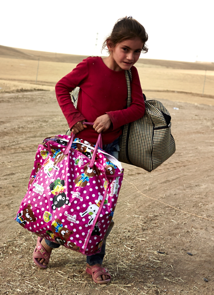 iraqi girl embed