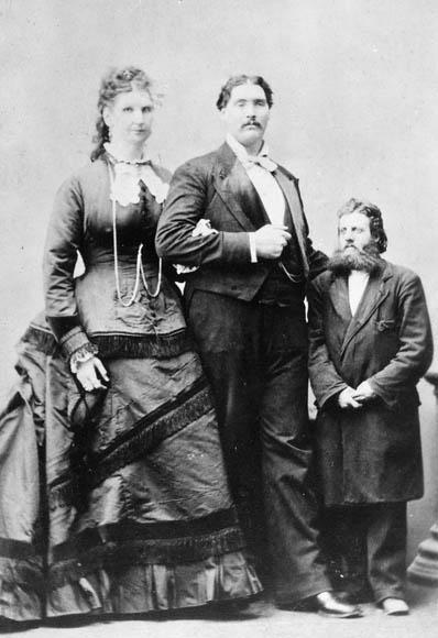 Anna Swan, la géante