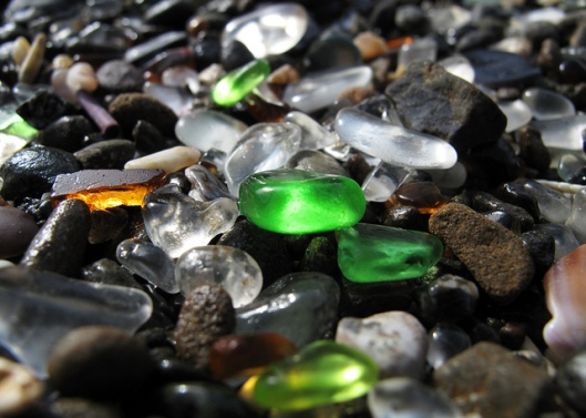 glass beach california fort bragg 6