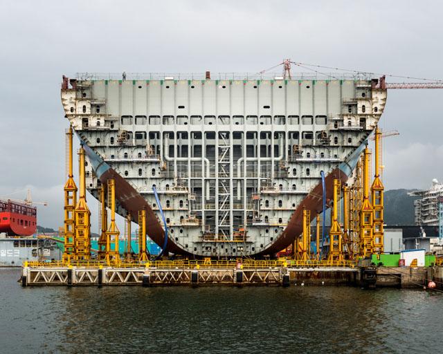 Le plus grand porte conteneurs du monde curiosit s de titam - Le plus gros porte conteneur de chez maersk ...