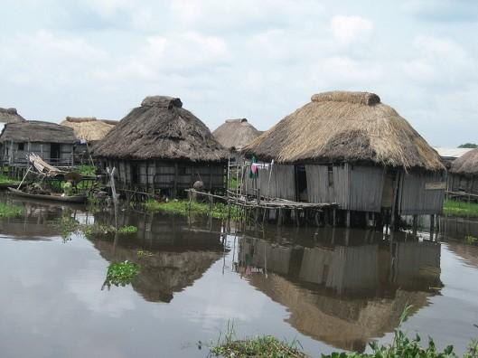Ganvié Ganvie Benin West Africa 14