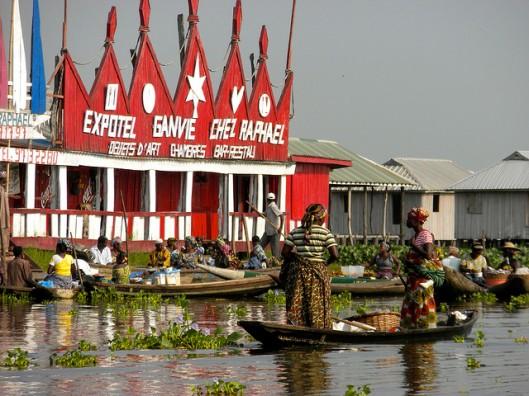 Ganvié Ganvie Benin West Africa 32