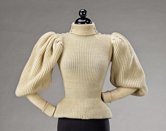 Sweater, 1895