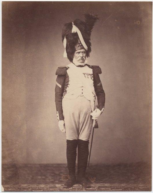 Grenadier Burg 24th Regiment of the Guard 1815