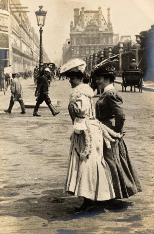 Paris Street Style of 1906 (2)