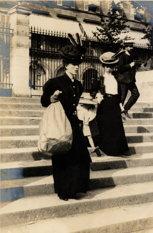 Paris Street Style of 1906 (4)