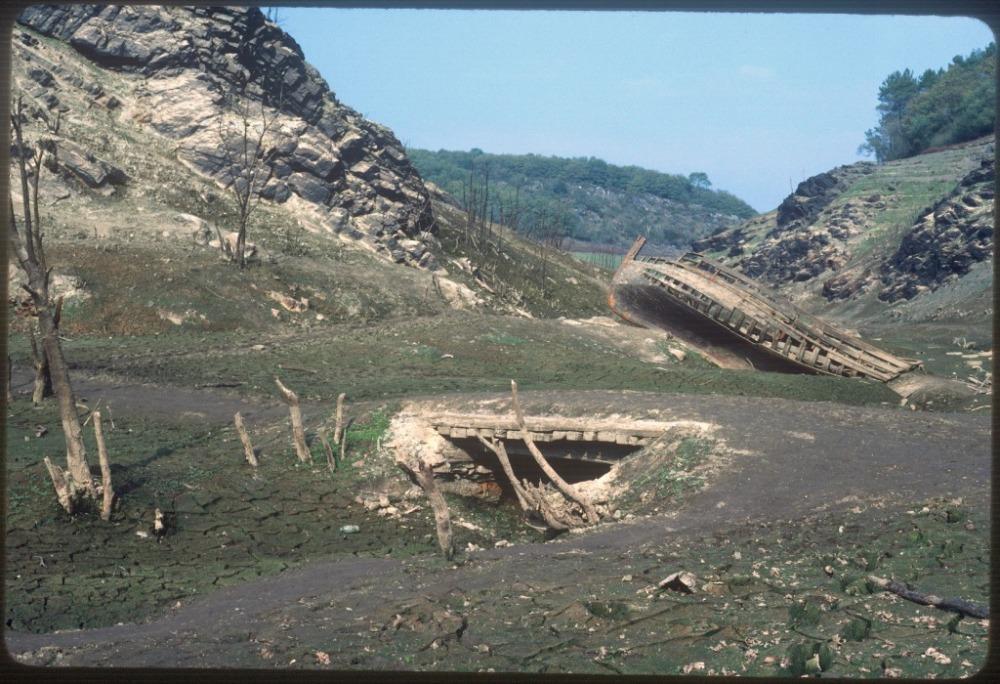La face cachée du lac de Guerlédan en Bretagne (2/6)