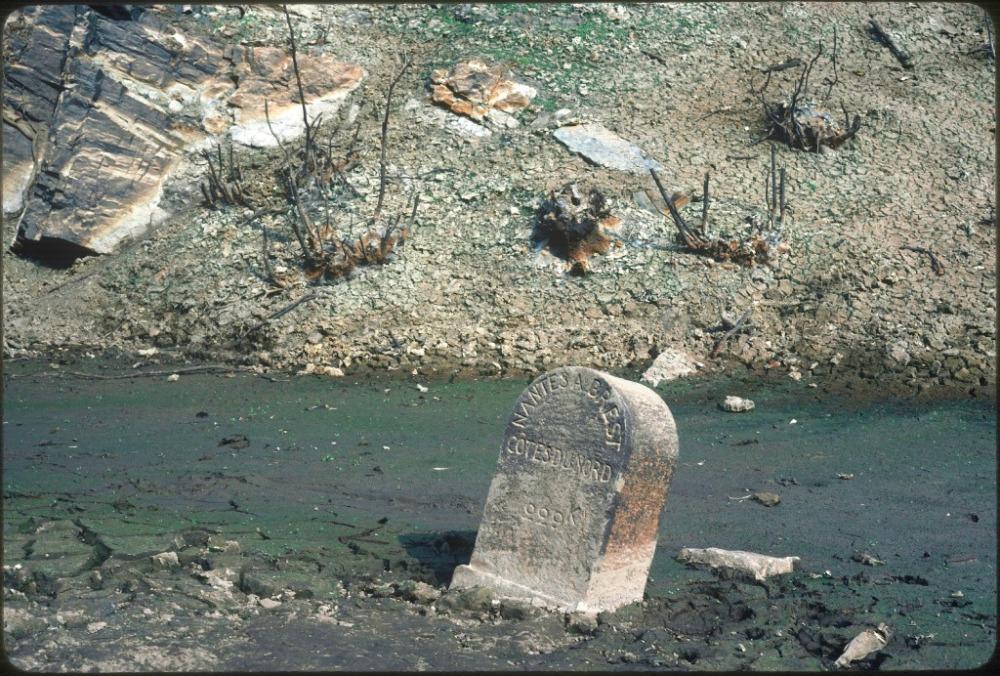 La face cachée du lac de Guerlédan en Bretagne (3/6)