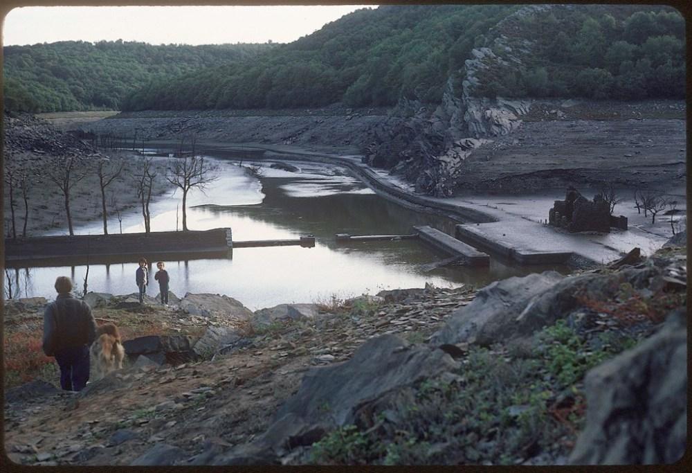 La face cachée du lac de Guerlédan en Bretagne (5/6)