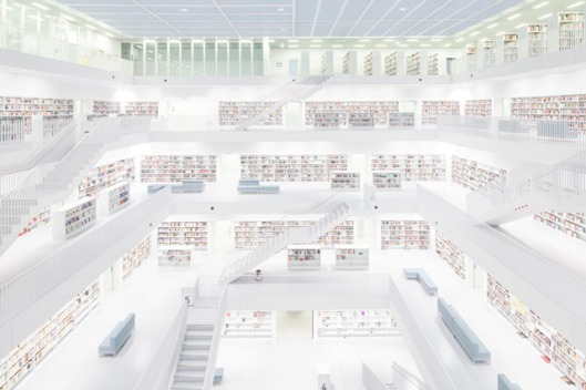 Stadtbibliothek Stuttgart von Eun Young Yi Architekten