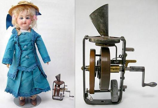 Edison-doll