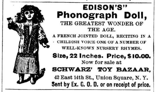 Edison-dollad