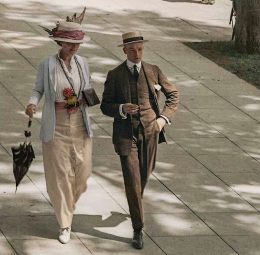Autochrome Photos of New York in the early 20th Century (4)