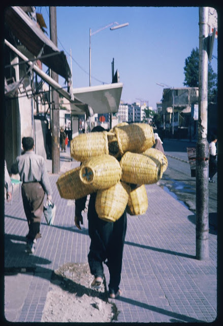 Damascus, Syria, 1960s (14)