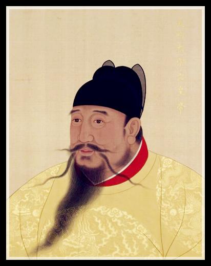 L'empereur Yongle. Source