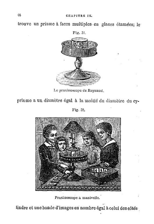 Les tableaux de projections mouvementés : études des tableaux mouvementés, leur confection par les méthodes photographiques, montage des mécanismes / par H. Fourtier (1893). Page 66 (source)