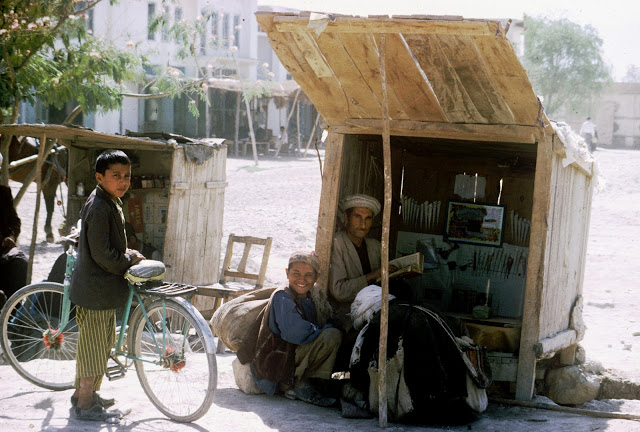 Everyday Life in Afghanistan in the early 1970s (15)
