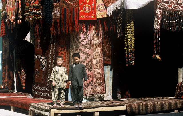 Everyday Life in Afghanistan in the early 1970s (4)