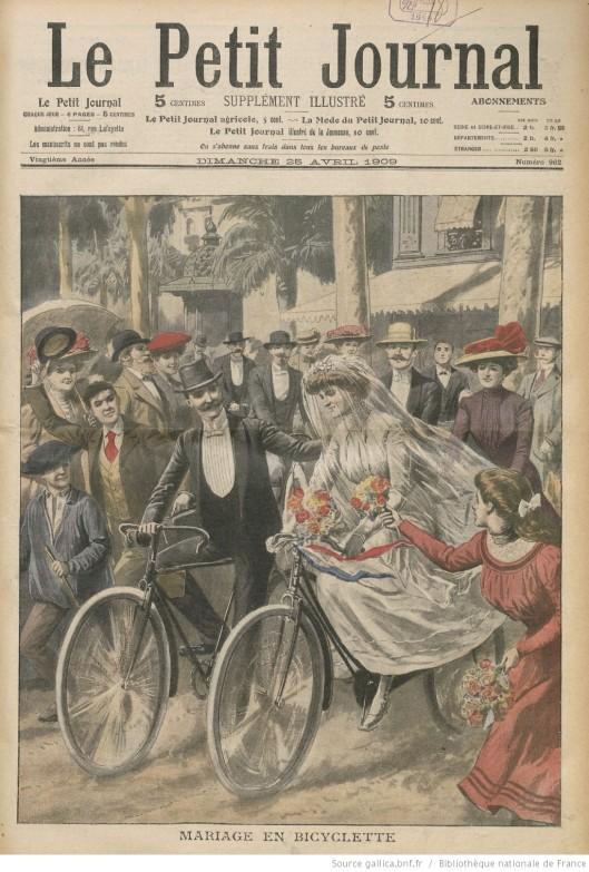 mariage1909