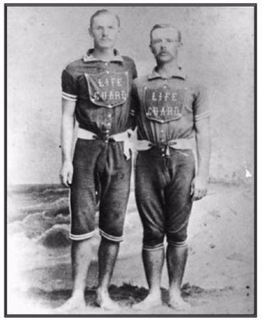 Men in Swimwears in the 1900s (20)