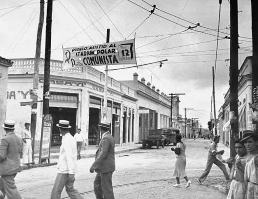 Daily Life in Havana from between 1930s-50s (28)