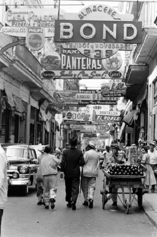 Daily Life in Havana from between 1930s-50s (37)