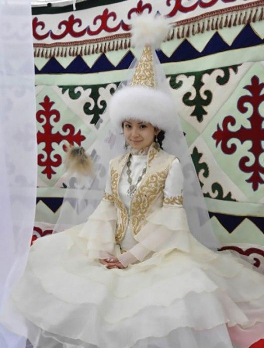 Au Kazakhstan