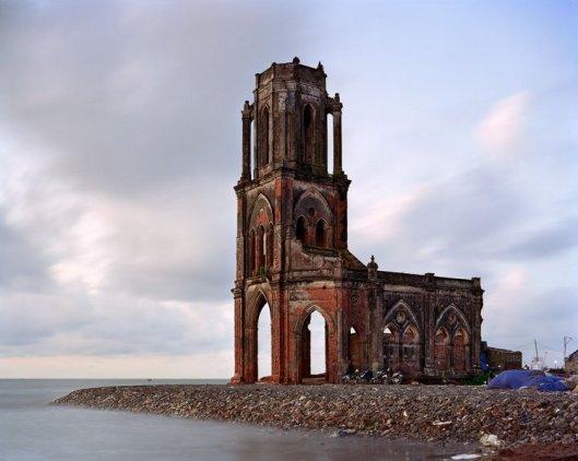 Église du sacré Cœur, Vietnam, 1934