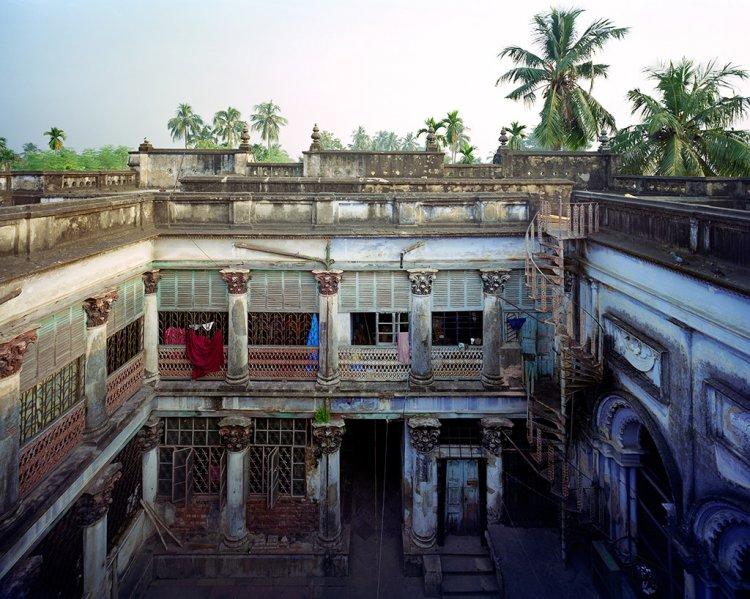 Maison Mondal, Chandernagor, Inde, vers 1741