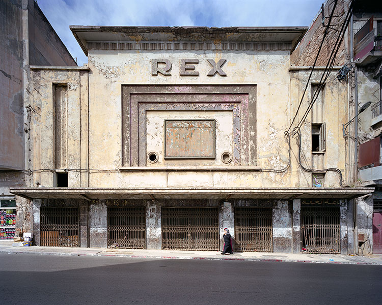 Cinéma Rex, Oran, Algérie