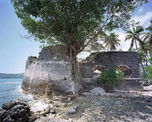 Fort des oliviers, Saint-Louis-du-sud, Haïti, 1754